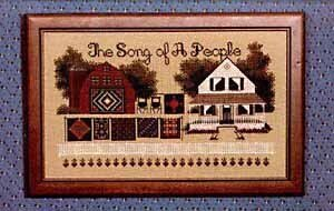 Song Of A People - Cross Stitch Pattern