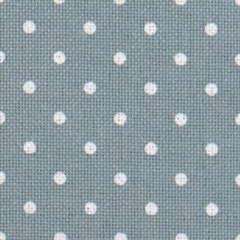 32 Count Petit Point Blue/White Lugana Fabric 36x55