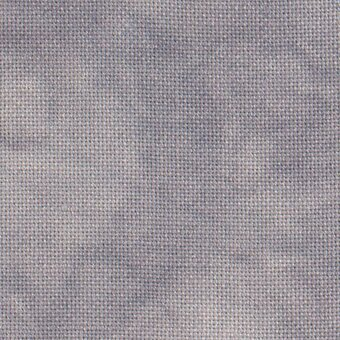 28 Count Stormy Gray Jobelan Evenweave Fabric 35x48
