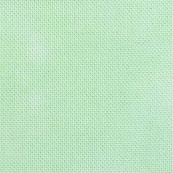 28 Count Lime Jobelan Evenweave Fabric 36x52