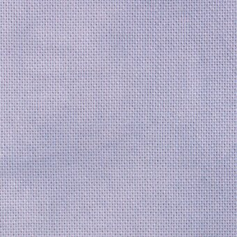 28 Count Cornflower Blue Jobelan Evenweave Fabric 26x36