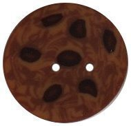 Small Chocolate Chip Cookie - Button
