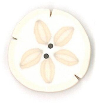 Large Sand Dollar - Button