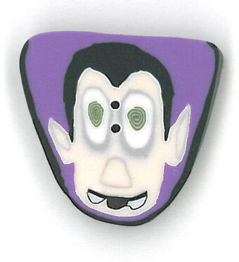 Small Dracula Button