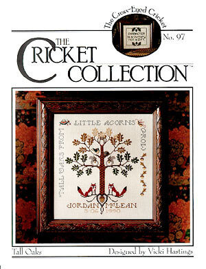 Tall Oaks #97 - Cross Stitch Pattern