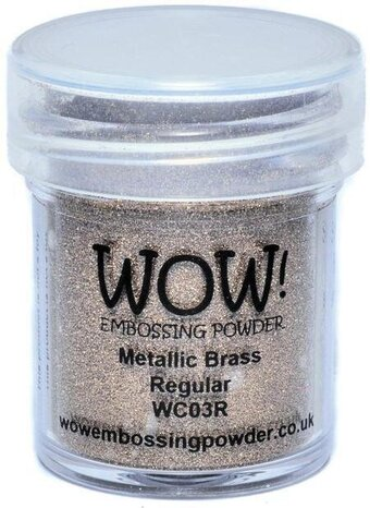 Brass WOW! Embossing Powder 15ml