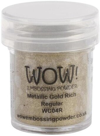 Gold Rich WOW! Embossing Powder 15ml
