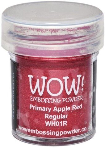Apple Red WOW! Embossing Powder 15ml