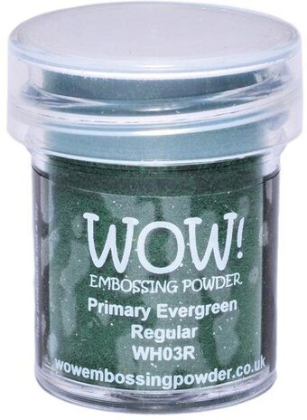 Evergreen WOW! Embossing Powder 15ml