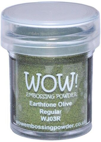 Olive WOW! Embossing Powder 15ml