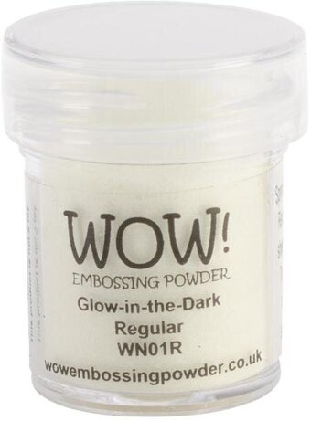Glow-In-The-Dark WOW Embossing Powder 15ml