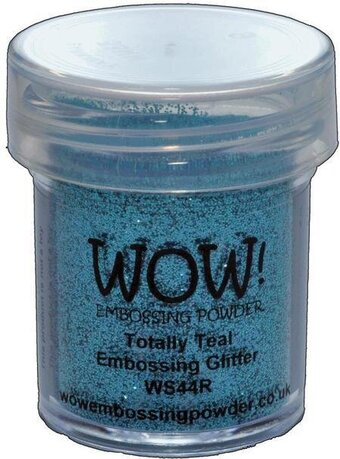 Totally Teal WOW! Embossing Powder 15ml