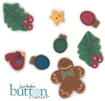All Things Christmas - Buttons