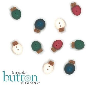 All Hearts Warm at Christmas - Buttons