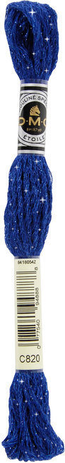 DMC C820 Mouline Etoile Embroidery Thread