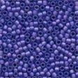 Mill Hill 62034 Frosted Blue Violet Beads - Size 11/0
