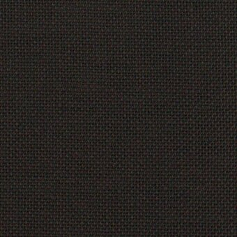 32 Count Black Linen Fabric 9x13