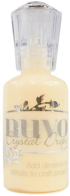 Nuvo Crystal Drops Collection - Buttermilk
