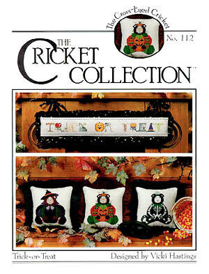 Trick Or Treat #112 - Cross Stitch Pattern