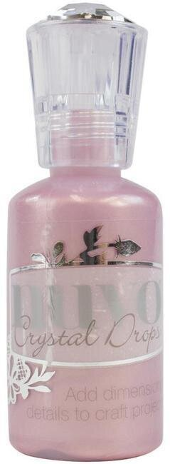 Nuvo Crystal Drops Collection - Raspberry Pink