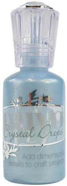 Nuvo Crystal Drops Collection - Wedgwood Blue