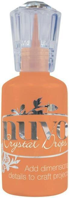 Nuvo Crystal Drops Collection - Gloss Ripened Pumpkin