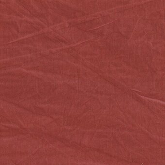 Coral Aged Muslin Fat Quarter