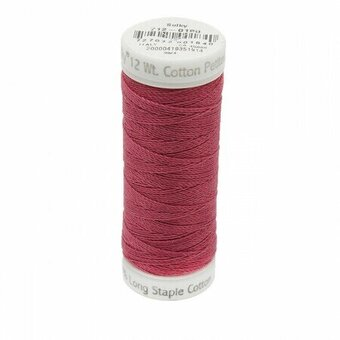 June Berry - Sulky 12wt Cotton Petites Thread 50 yds