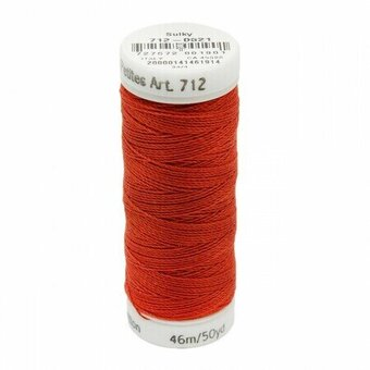 Sunset - Sulky 12wt Cotton Petites Thread 50 yds