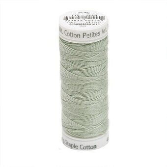 Light Putty - Sulky 12wt Cotton Petites Thread 50 yds