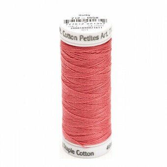 Tea Rose - Sulky 12wt Cotton Petites Thread 50 yds
