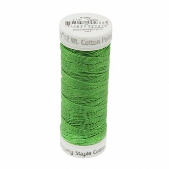 Barnyard Grass - Sulky 12wt Cotton Petites Thread 50 yds