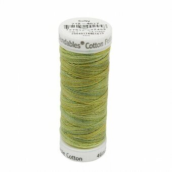 Lime Sherbert - Sulky 12wt Blendables Cotton Petites Thread