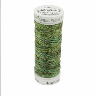 Forest Floor - Sulky 12wt Blendables Cotton Petites Thread