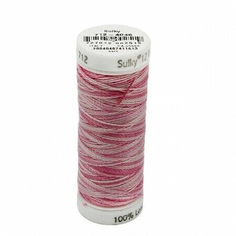 Sweet Rose - Sulky 12wt Blendables Cotton Petites Thread