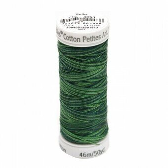Forever Green - Sulky 12wt Blendables Cotton Petites Thread