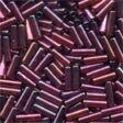 Mill Hill 72012 Royal Plum Bugle Beads - 6mm Long