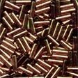 Mill Hill 72053 Nutmeg Bugle Beads - 6mm Long