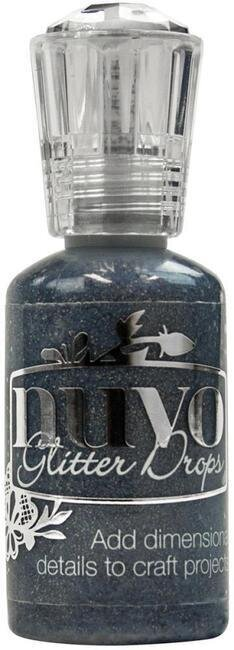 Nuvo Glitter Drops - Night Sky