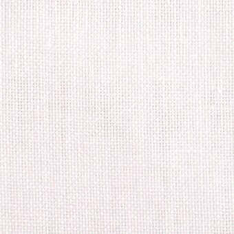 28 Count Optical White Linen Fabric 13x18