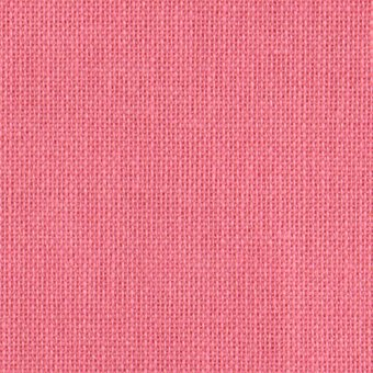 28 Count Tropical Pink Linen Fabric 36x55
