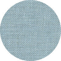 28 Count Touch of Blue Linen Fabric 36x55