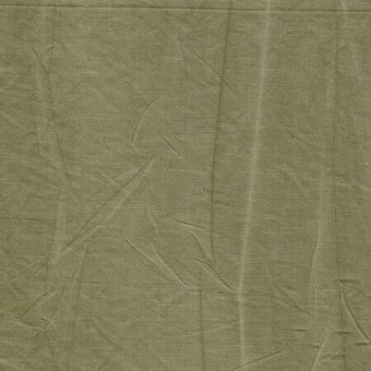 Hunter Green New Aged Muslin Half Yard