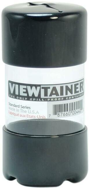 Viewtainer Slit Top Storage Container 2x4 - Black