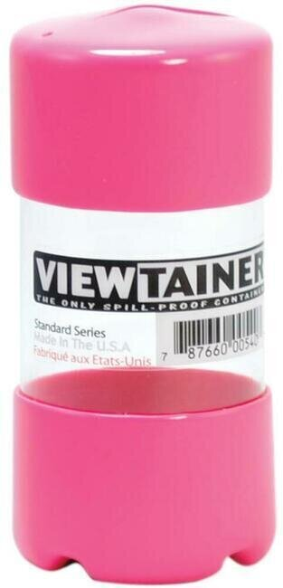Viewtainer Slit Top Storage Container 2x4 - Pink