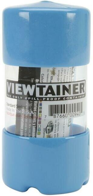 Viewtainer Slit Top Storage Container 2x4 - Sky Blue