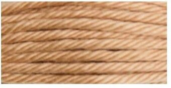 DMC Soft Matte Cotton Thread - 2164 Medium Light Tan