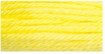 DMC Soft Matte Cotton Thread - 2307 Lemon