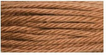 DMC Soft Matte Cotton Thread - 2434 Light Brown