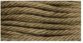 DMC Soft Matte Cotton Thread - 2611 Medium Mocha Brown